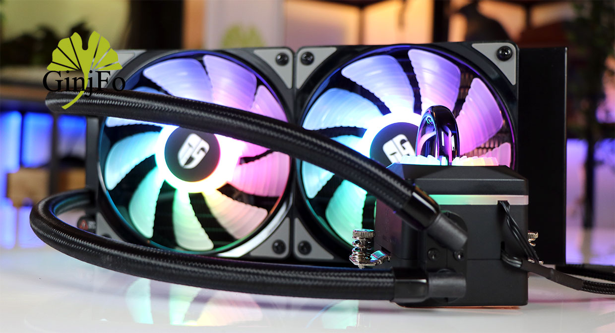 Image 1 : Test du Watercooling AIO Gamer Storm Captain 240 Pro