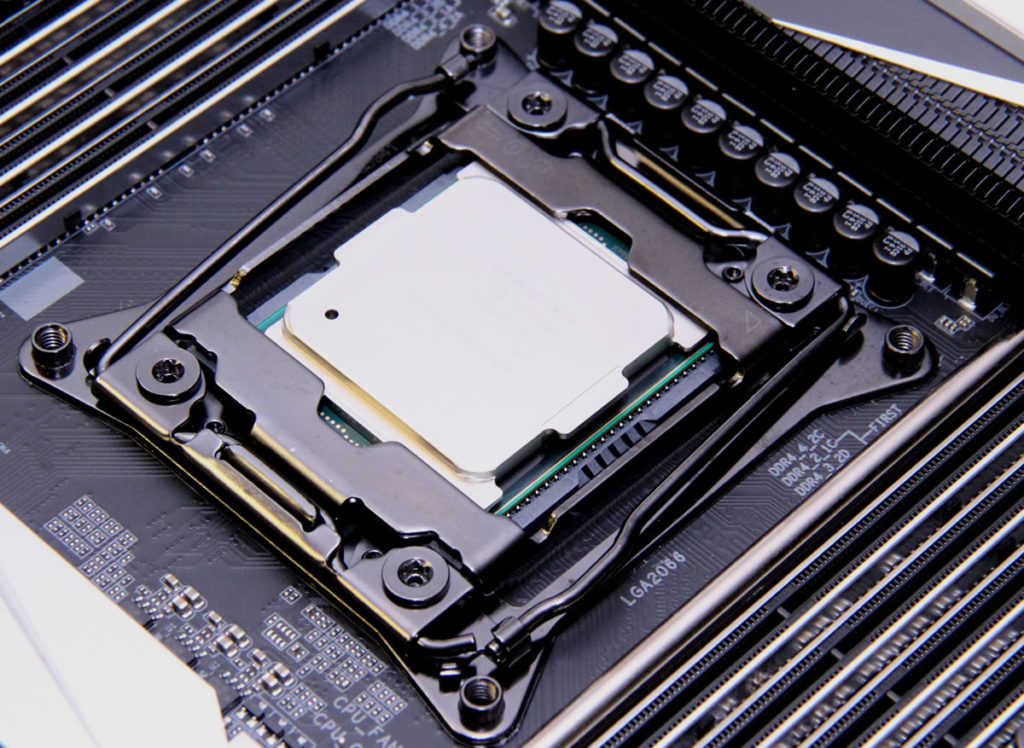 Image 1 : Test : le Core i9-10980XE comparé aux Threadripper 3960X et 3970X