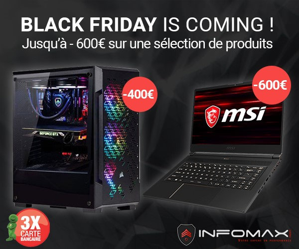 Image 4 : La config gaming Tom's Hardware à 100 euros de moins pour le Black Friday