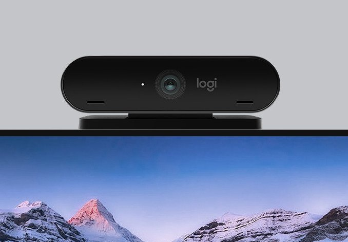 Image 2 : Logitech sort une webcam 4K pour l'écran Apple Pro Display XDR
