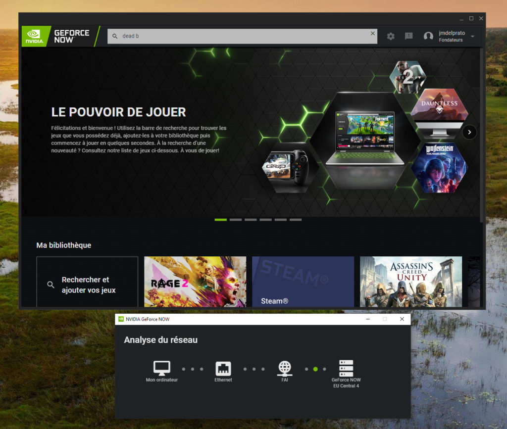 Image 6 : Nvidia lance GeForce Now, le cloud gaming de 0 à 5,49 euros par mois