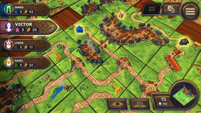 Image 2 : L'Epic Games Store offre Carcassonne et Ticket to Ride