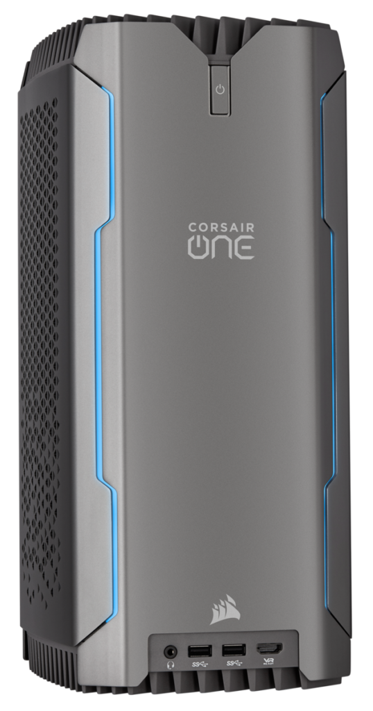 Image 1 : Corsair One Pro i200, un PC de très grand luxe à prix d'or