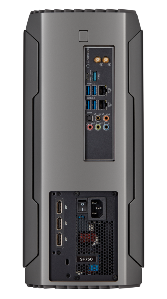 Image 3 : Corsair One Pro i200, un PC de très grand luxe à prix d'or