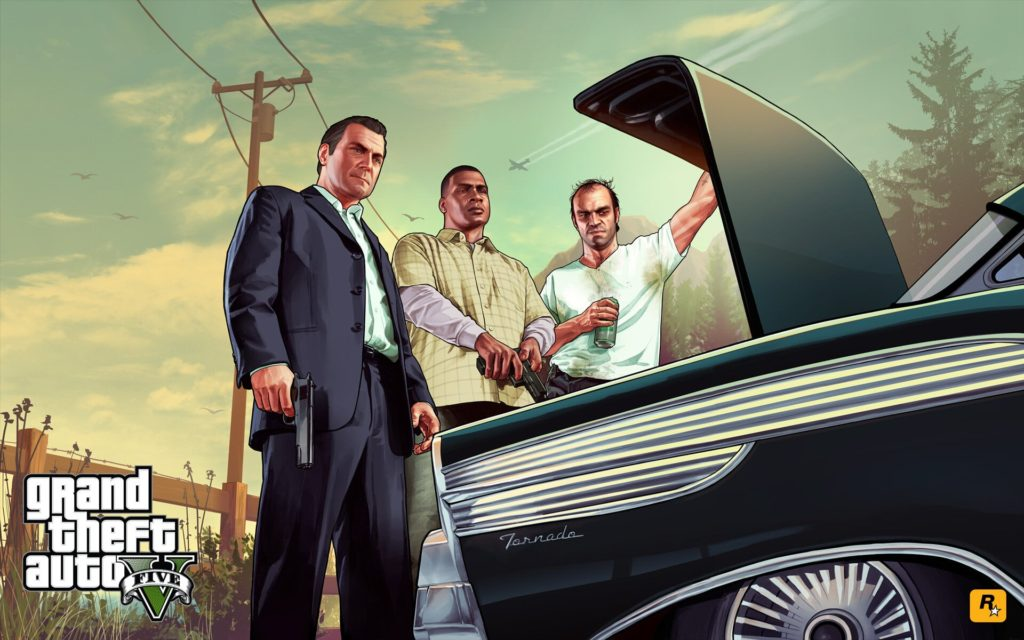 Image 2 : L'Epic Games Store offre Grand Theft Auto V