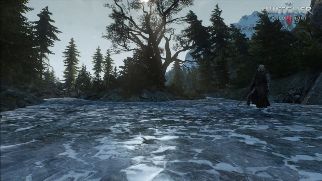 Image 3 : Présentation de The Witcher 3 HD Reworked Project V12 en vidéo