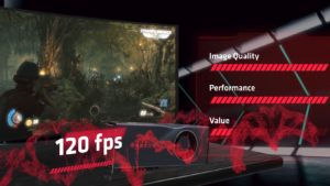 Image 1 : Test : comparatif visuel ultime entre AMD RIS, NVIDIA DLSS, et Freestyle