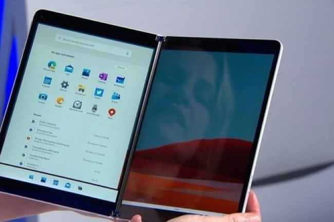 Image 1 : Windows 10X, ça ne sera pas avant le printemps 2021