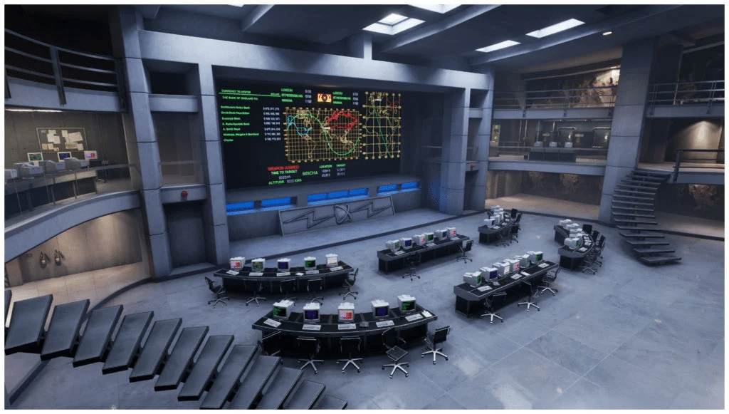 Image 2 : Fin de mission pour GoldenEye 25, le remake de GoldenEye 007 sous Unreal Engine 4