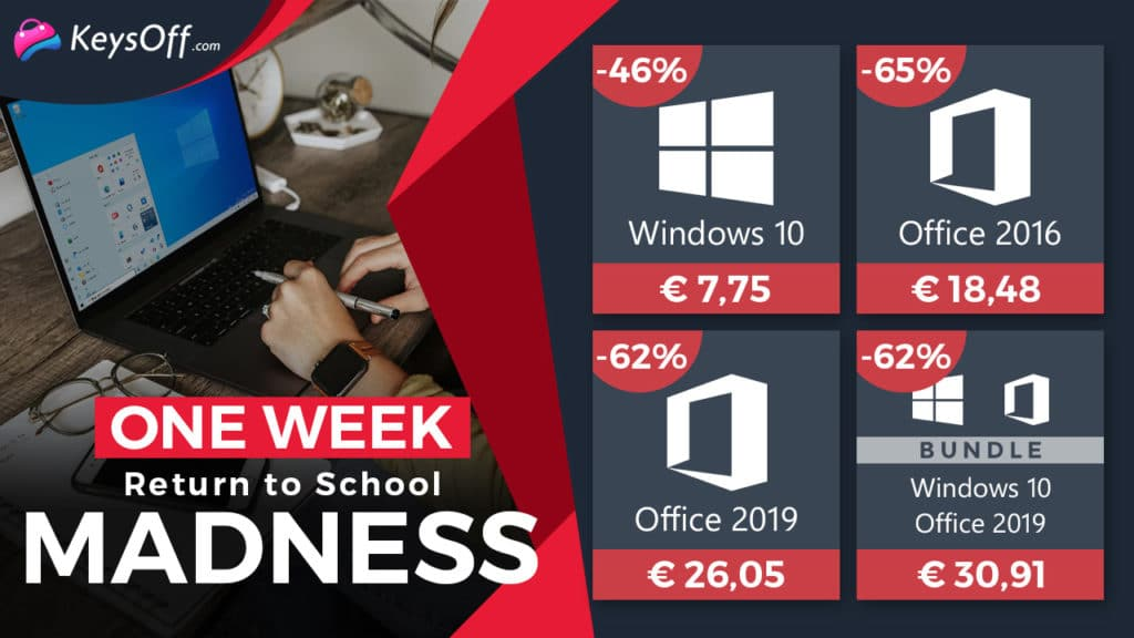 Promo Windows Office Keysoff