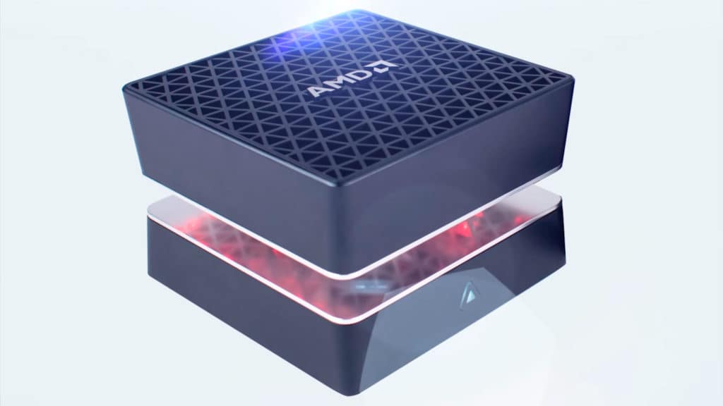 Image 9 : Le mini-PC Project Quantum d'AMD refait surface