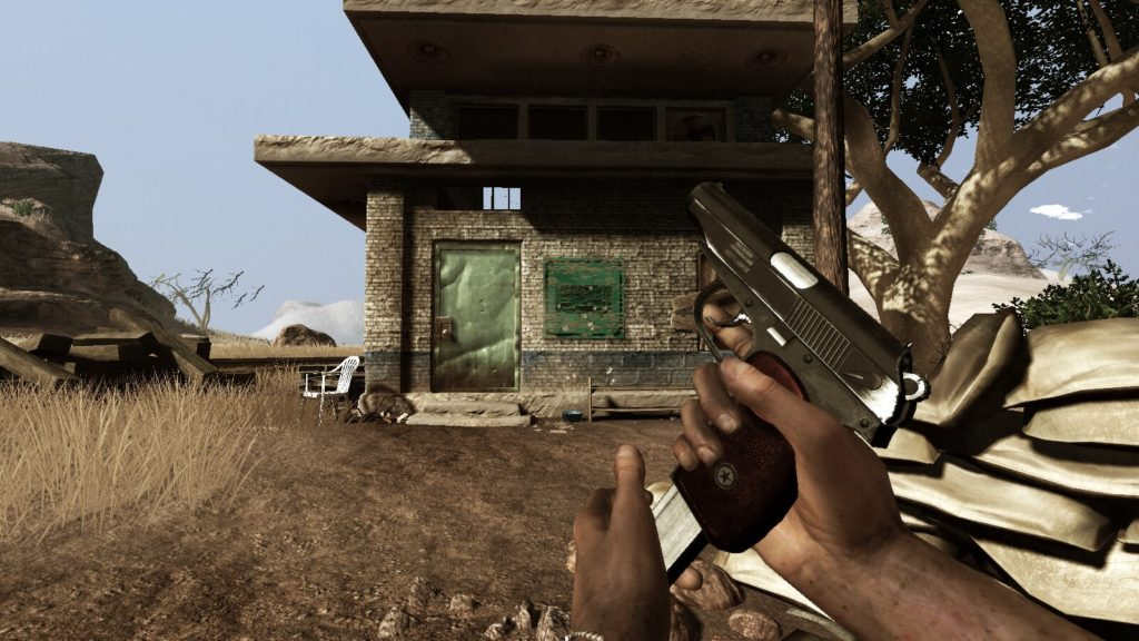 Image 2 : Far Cry 2 : New Dunia, un mod qui transforme complètement le FPS d'Ubisoft