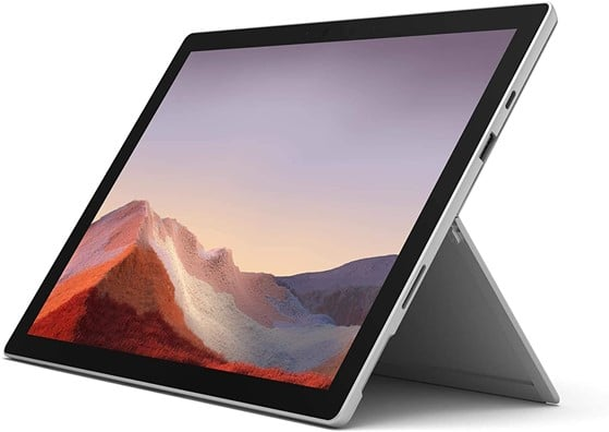 Image 1 : Bon plan Amazon Prime Day : Microsoft Surface Pro 7 à 769 €