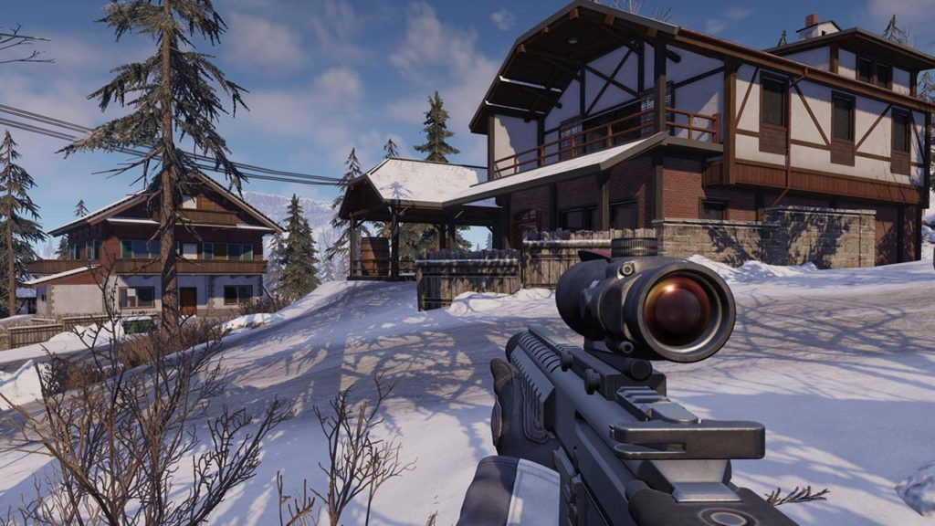 Image 1 : Le ray tracing RTX débarque sur Moonlight Blade et Ring of Elysium