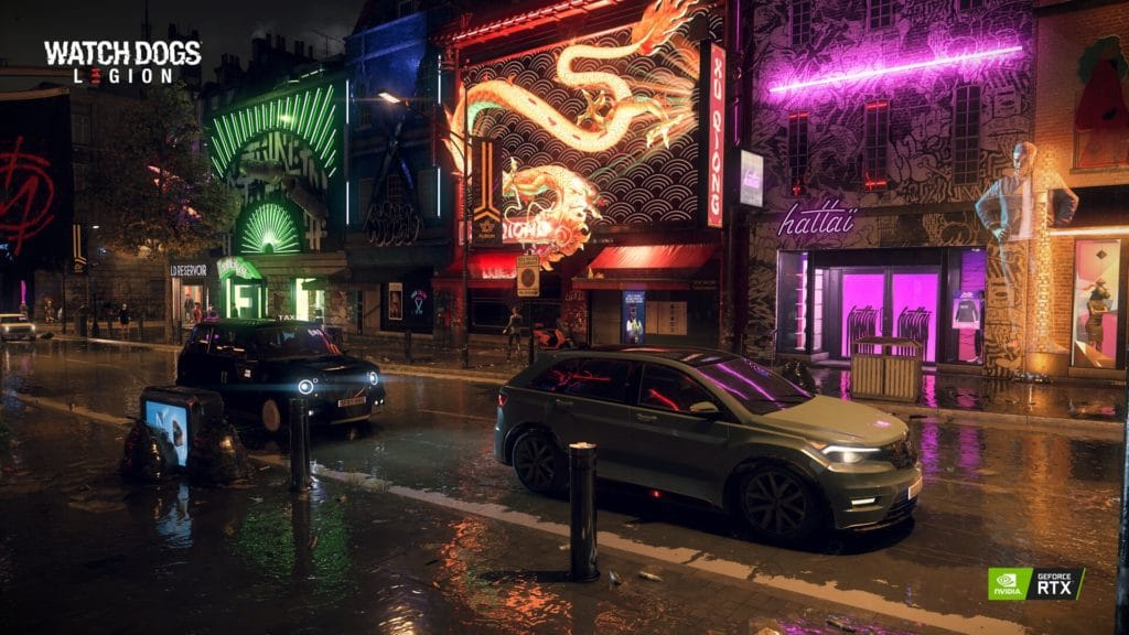 Image 5 : Watch Dogs Legion : le ray tracing de la version Xbox Series X comparé à celui de la version PC