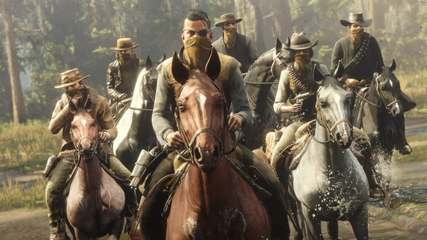 Image 1 : Red Dead Online est maintenant disponible en version standalone