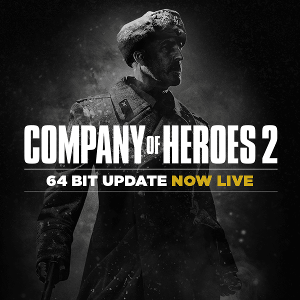 Image 1 : Company of Heroes 2 adopte le 64 bits
