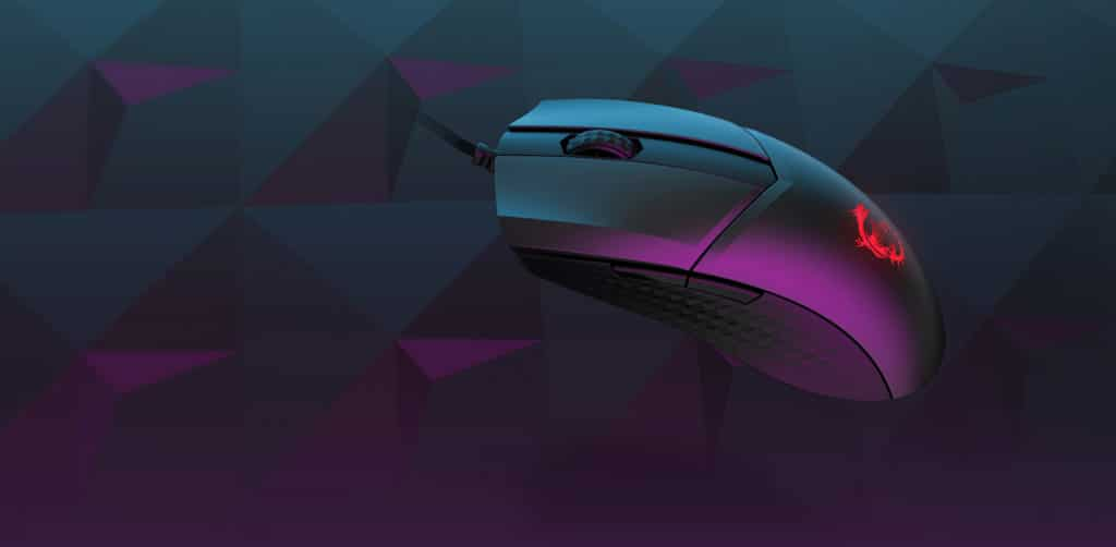 Image 3 : MSI présente sa souris Clutch GM41 Lightweight et son casque gaming Immerse GH20