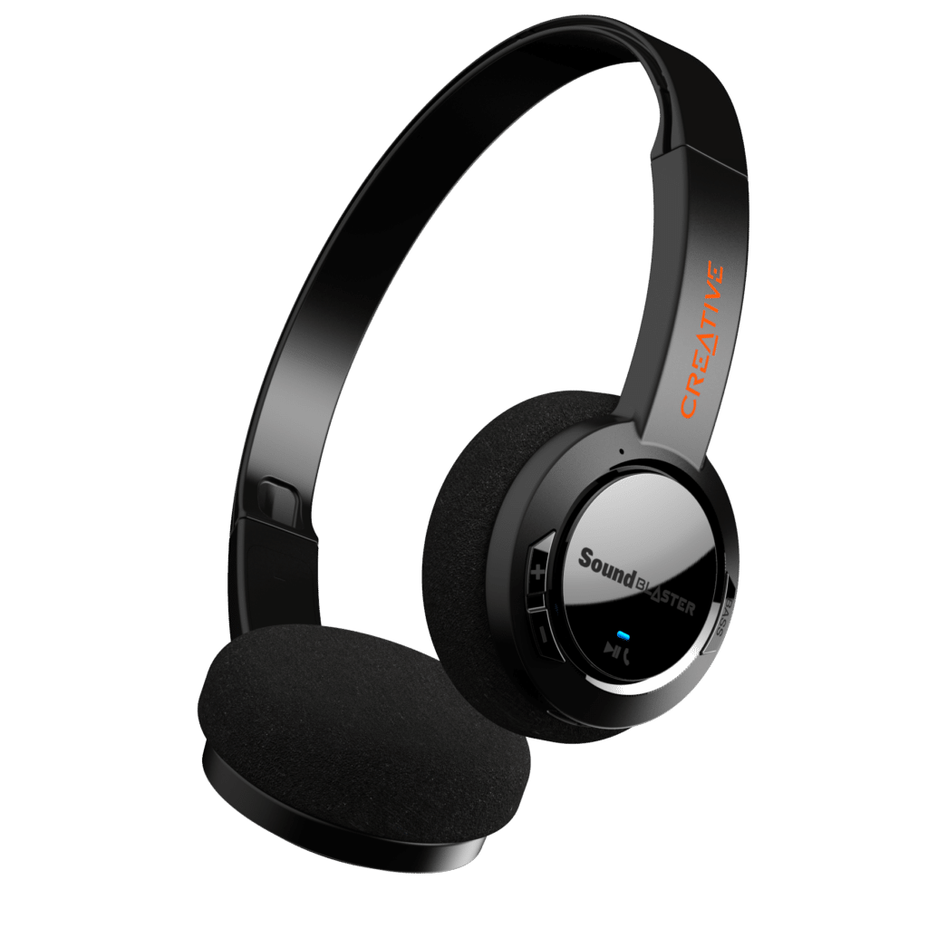 Image 1 : Creative Technology lance son casque Sound Blaster JAM V2