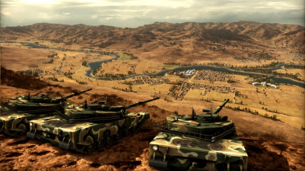 Image 2 : Wargame : Red Dragon gratuit sur l'Epic Games Store