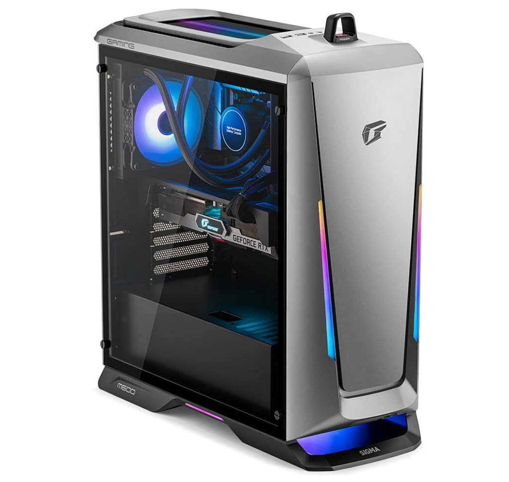 Image 1 : Colorful dévoile son PC Gaming iGame M600 Mirage