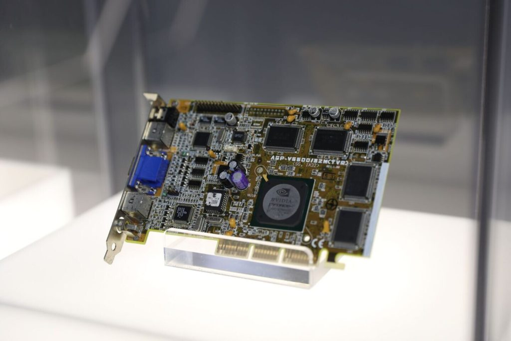 Image 3 : Colorful ouvre un GPU History Museum