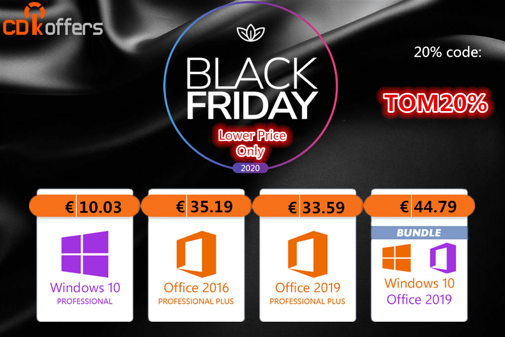 promotion windows black friday