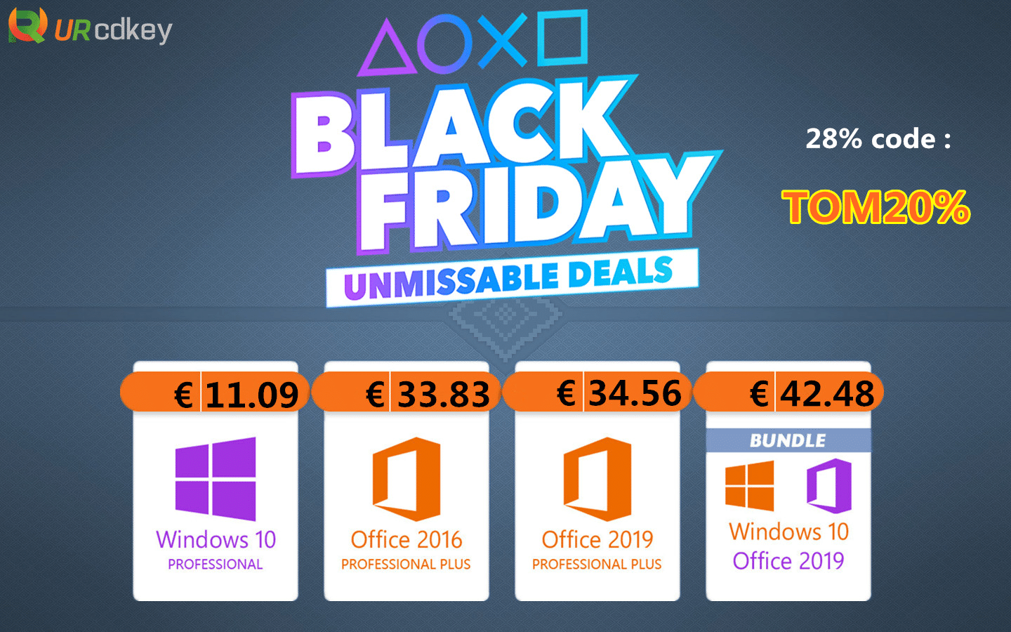 Urcdkey Black Friday