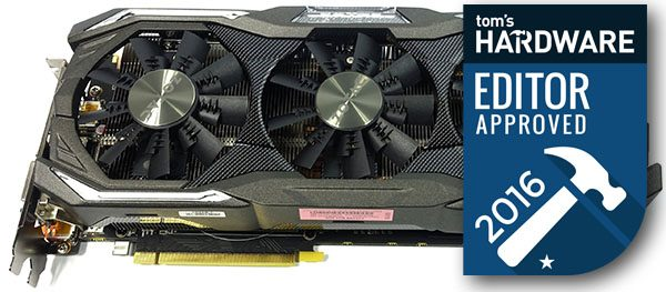 Image 12 : Comparatif : 17 GeForce GTX 1080 et 1070 en test