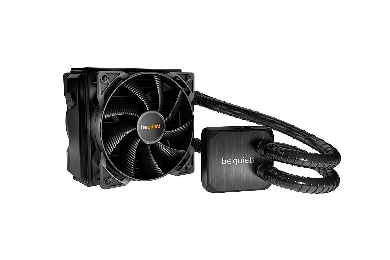 Image 8 : Test : be quiet! Silent Loop 280 mm, le watercooling discret