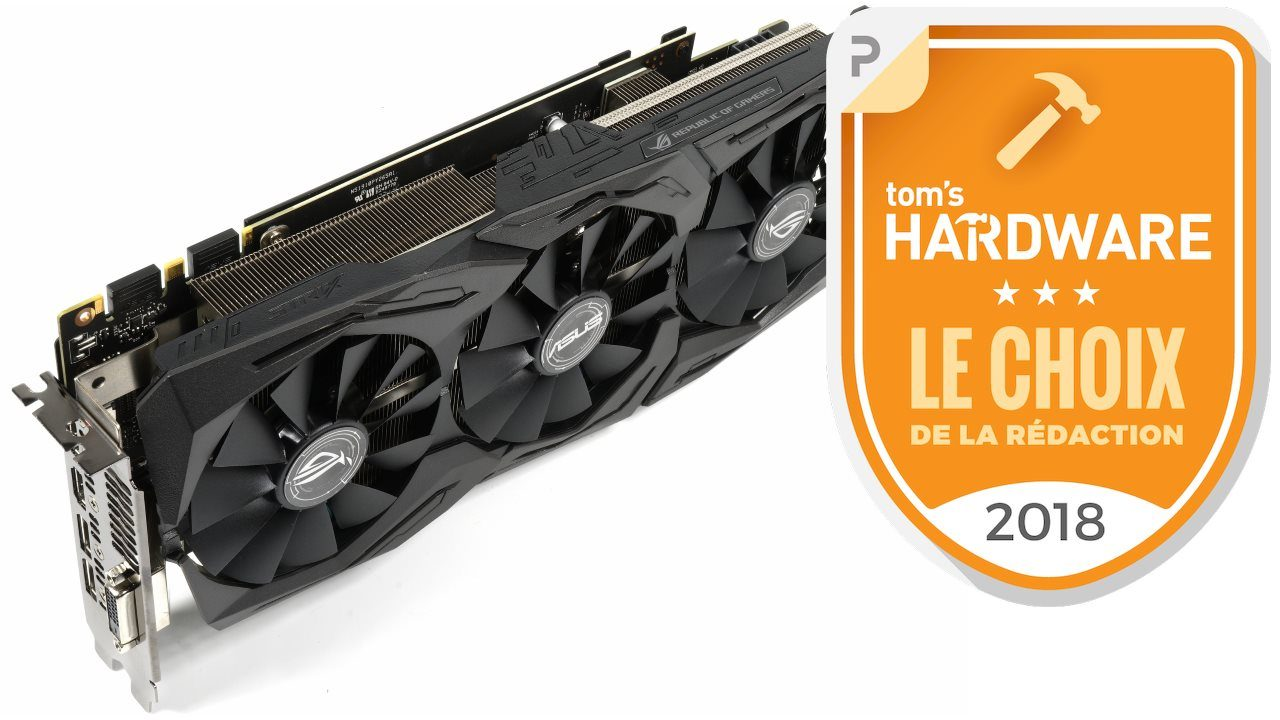 Image 2 : Comparatif : neuf GeForce GTX 1070 Ti en test