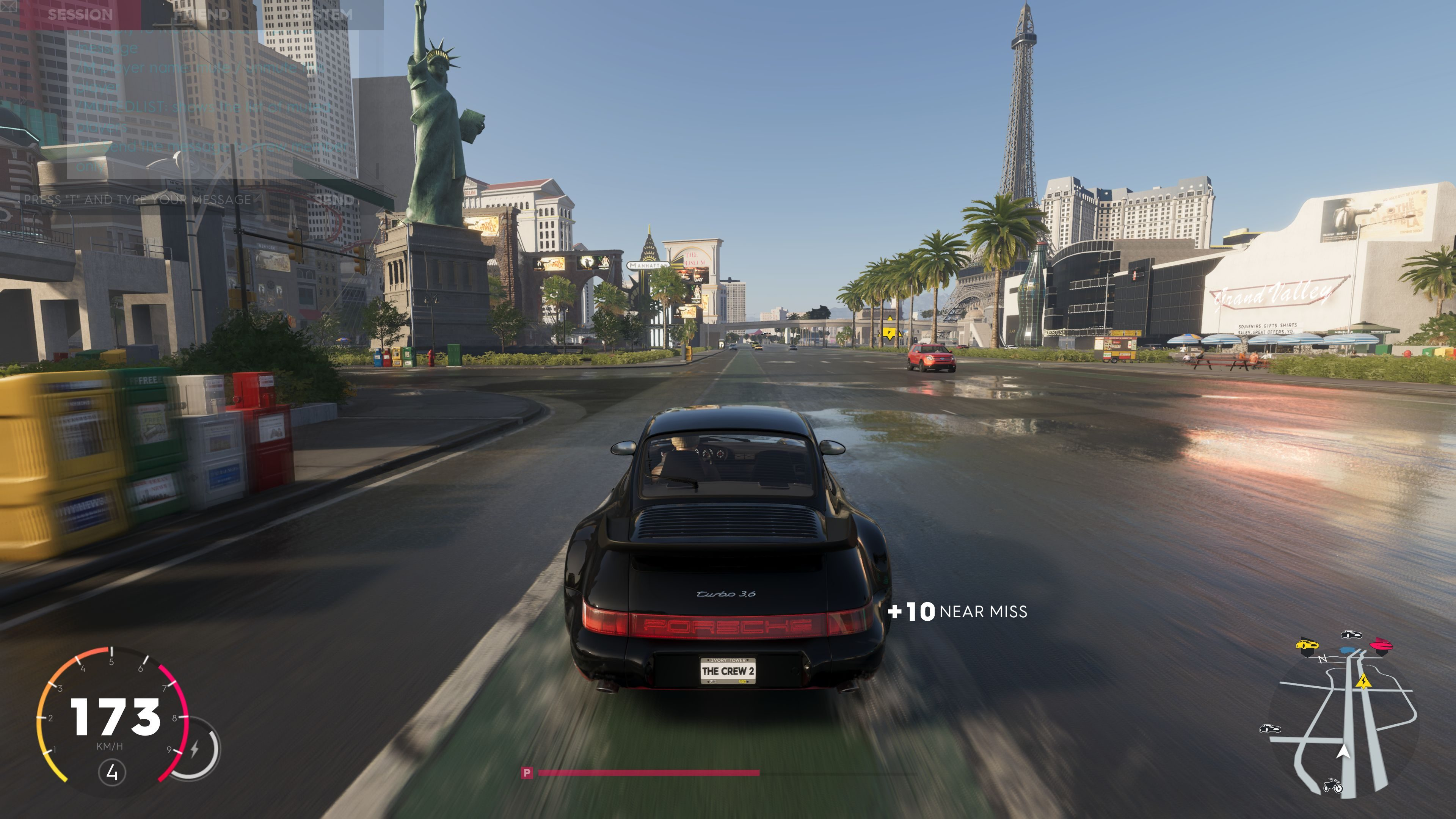 Image 2 : Test : The Crew 2, analyse des performances sur 14 GPU