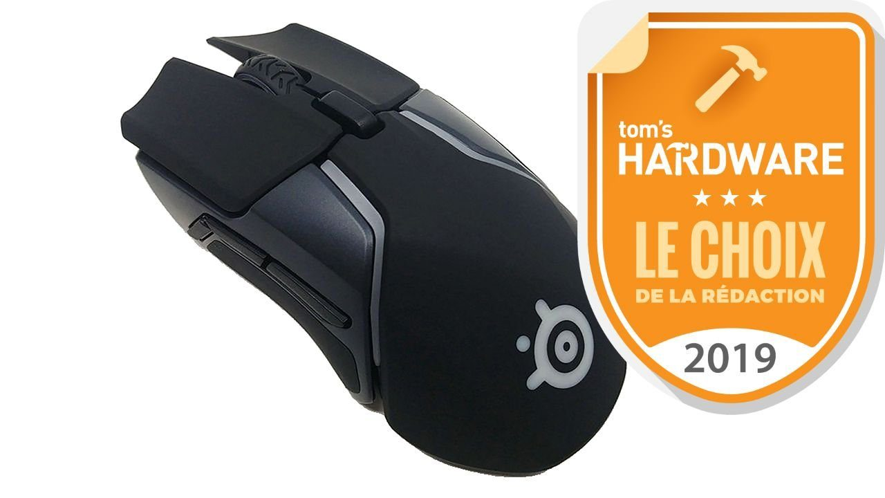 Image 9 : Mini Test : SteelSeries Rival 650, l'excellence sans-fil