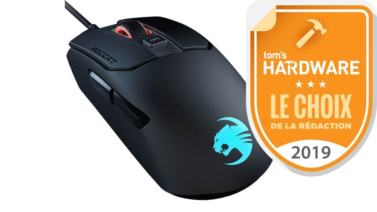 Image 11 : Mini Test : la souris Roccat Kain 120 Aimo titille l'excellence